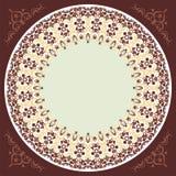 New decoratif circle circular design Stock Images