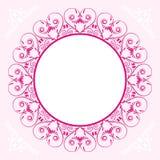 New decoratif islamic circular design 4 Stock Photography