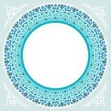 New decoratif islamic circular design 5 Royalty Free Stock Photography