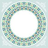 New decoratif islamic circular design 6 Royalty Free Stock Photos