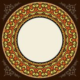 New decoratif islamic circular design 8 Stock Photos