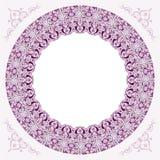 New decoratif islamic circular design 9 Royalty Free Stock Images