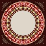 New decoratif islamic circular design 11 Royalty Free Stock Photos