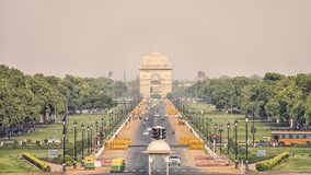 Free New Delhi City In Daytime Royalty Free Stock Photography - 121536127