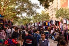 New Delhi Market Stock Photo