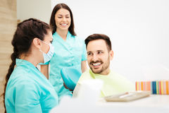 New dental office Royalty Free Stock Photography