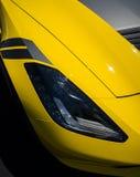 New design Corvette details Stock Images