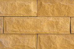 The new design of modern wall. Wallpaper concrete modern exterior block Royalty Free Stock Image
