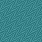 New diagonal wave line art repeating pattern. Seamless water curve with modern blue trend colors for the background. Minimal. Geometric vector illustration for vector illustration