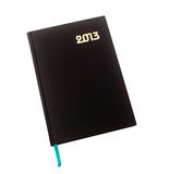 New diary for 2013 Stock Photography
