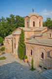 New Dionysiou Monastery Stock Images