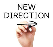 New direction Royalty Free Stock Image