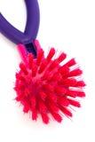 New dishwashing brush Royalty Free Stock Images