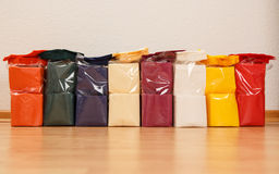 New disposable paper table napkins Stock Photography