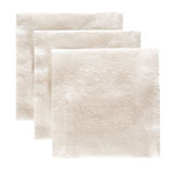 New disposable paper table napkins Stock Image