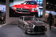 New Dodge Charger Royalty Free Stock Photos
