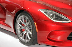 New Dodge Viper Stock Photos