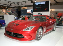 New Dodge Viper Stock Image
