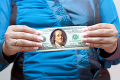 New dollar Stock Photography