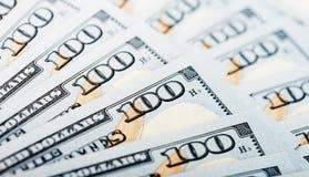 New 100 dollar bill Stock Photography