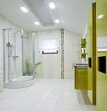 New domestic room. Interior of a new domestic room Stock Photography