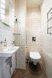 New domestic room Stock Photo