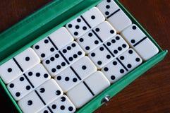 New Dominos Set Stock Image