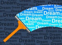 New dreams Stock Photography