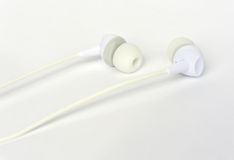 New earphone Royalty Free Stock Images