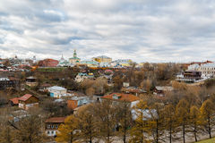 New Earth city - historic center of Vladimir in Russia Stock Photos