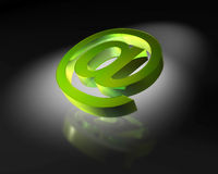 New email sembol Royalty Free Stock Photo