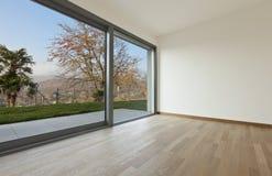 New empty apartment Stock Photo