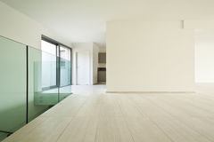 New empty apartment Stock Images