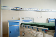 New empty hospital room Royalty Free Stock Photography