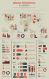 New Energy e manifesto elettrico del modello di infographics di Transpostation Immagine Stock Libera da Diritti