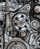 New engine part Royalty Free Stock Photos