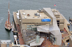 New England Aquarium, Boston Stock Photos