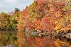 New England Autumn Royalty Free Stock Photos