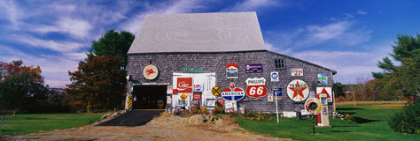 New England barn Royalty Free Stock Images