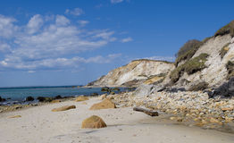 New England Beach Stock Images