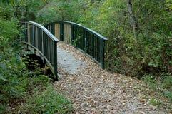 New England Footbridge Royalty Free Stock Photo