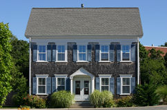 New England House Royalty Free Stock Photo