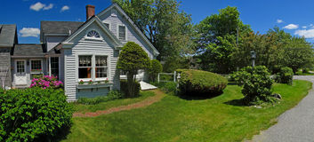 New England house Stock Images