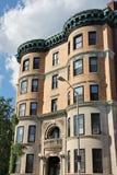 New England hus Royaltyfri Foto