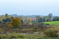 New England landskap II Arkivbilder