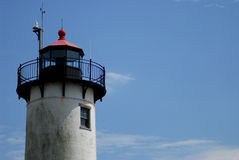 New England Lighthouse 1 Stock Photo