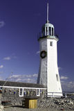New England - Old Scituate Lighthouse Stock Images