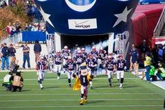 New England Patriots   Stock Image