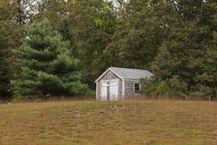 New England rustic barn Stock Photo