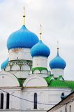 New Epiphany Cathedral, Epiphany Monastery, Uglich Stock Image